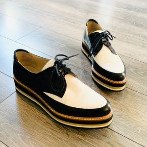 ZINDA Oxford Brogues